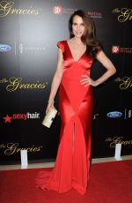 ANDIE MCDOWELL at Gracie Awards 2014 in Beverly Hills