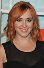 ANDREA BOWEN at Step Up Inspiration Awards 2014 in Beverly Hills