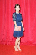 ANNA ACTON at British Soap Awards 2014 in London