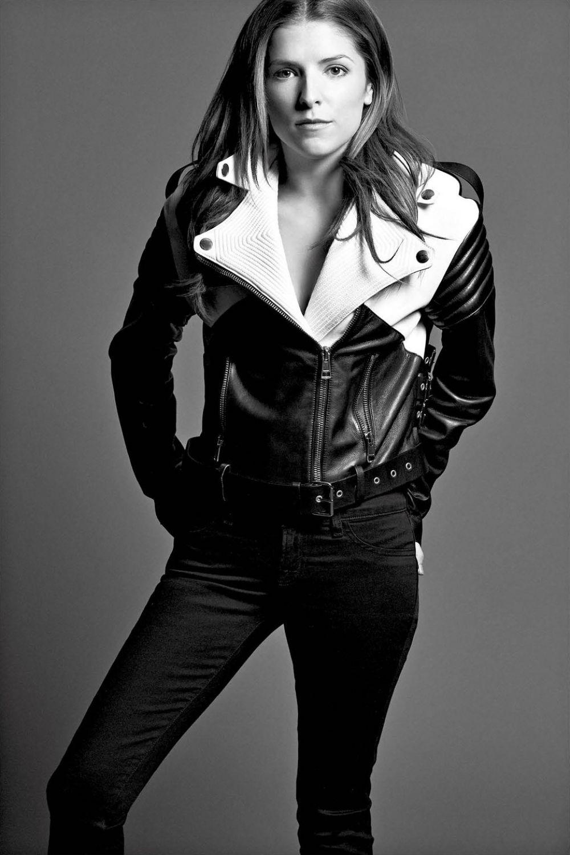ANNA KENDRICK in V Magazine, Summer 2014 Issue