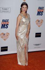 ANNA TREBUNSKAYA at Race to Erase Ms, 2014 in Century City