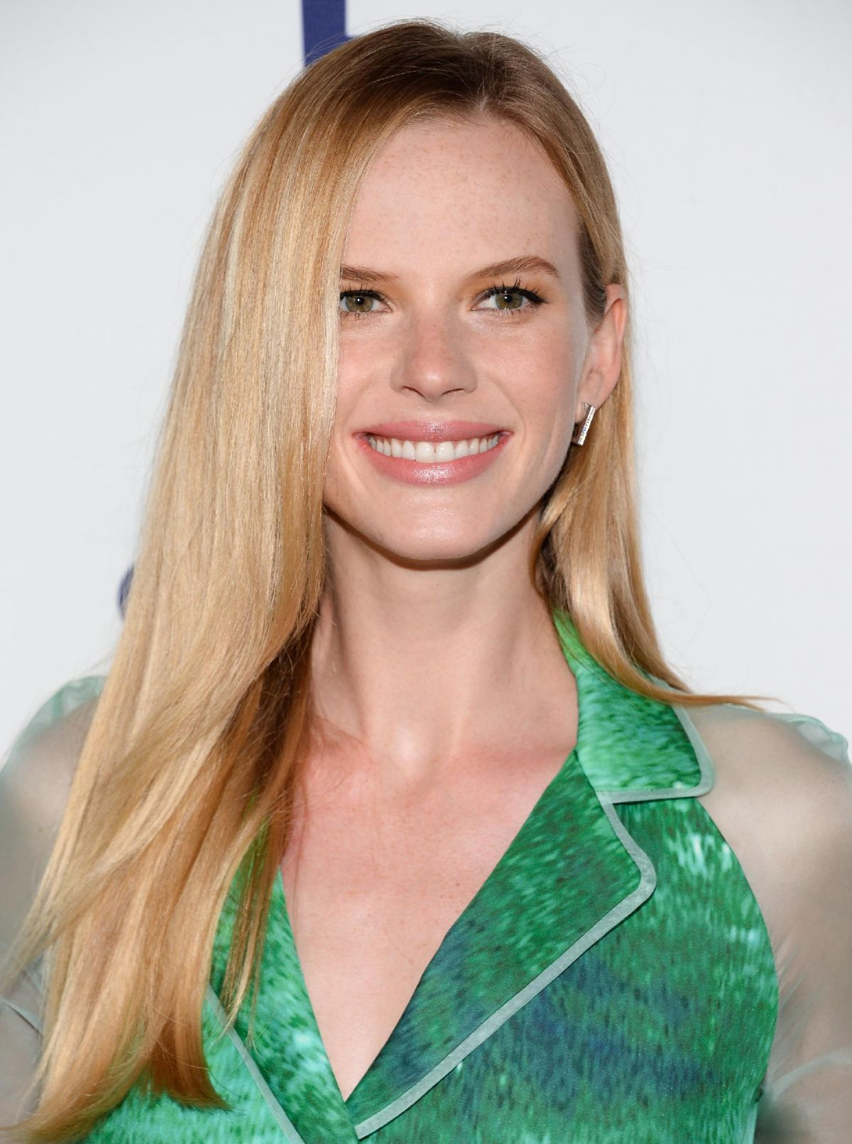 ANNE VYALITSYNA at NBC/Universal Cable Entertainment Upfront Presentation in New York