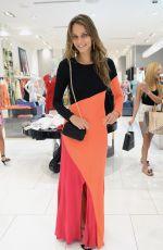 ANNIE GUSTAFSSON at Marciano Aventura Celebrates Dress Month