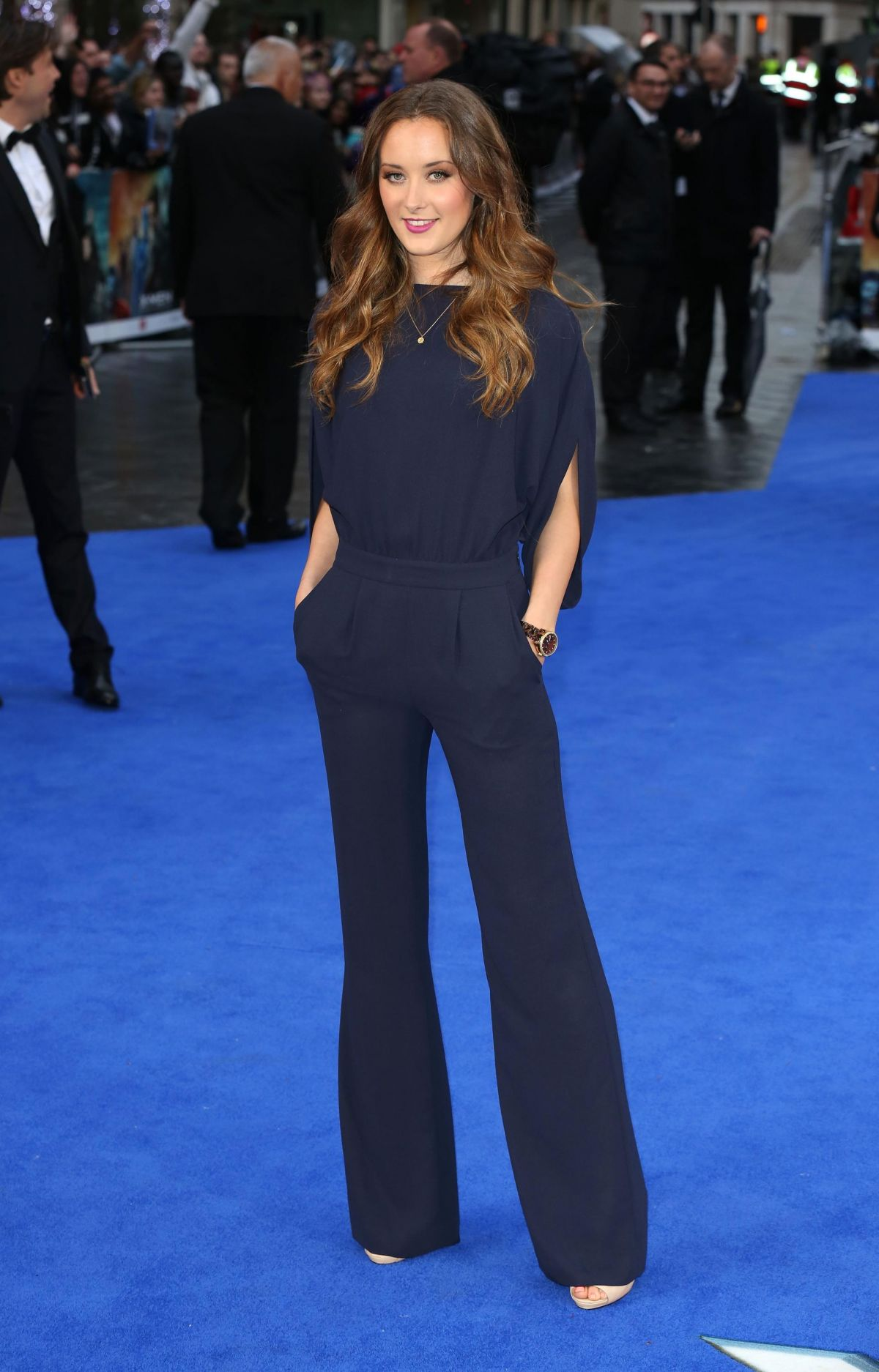 APRIL PEARSON at X-men: Days of Future Past Premiere in London