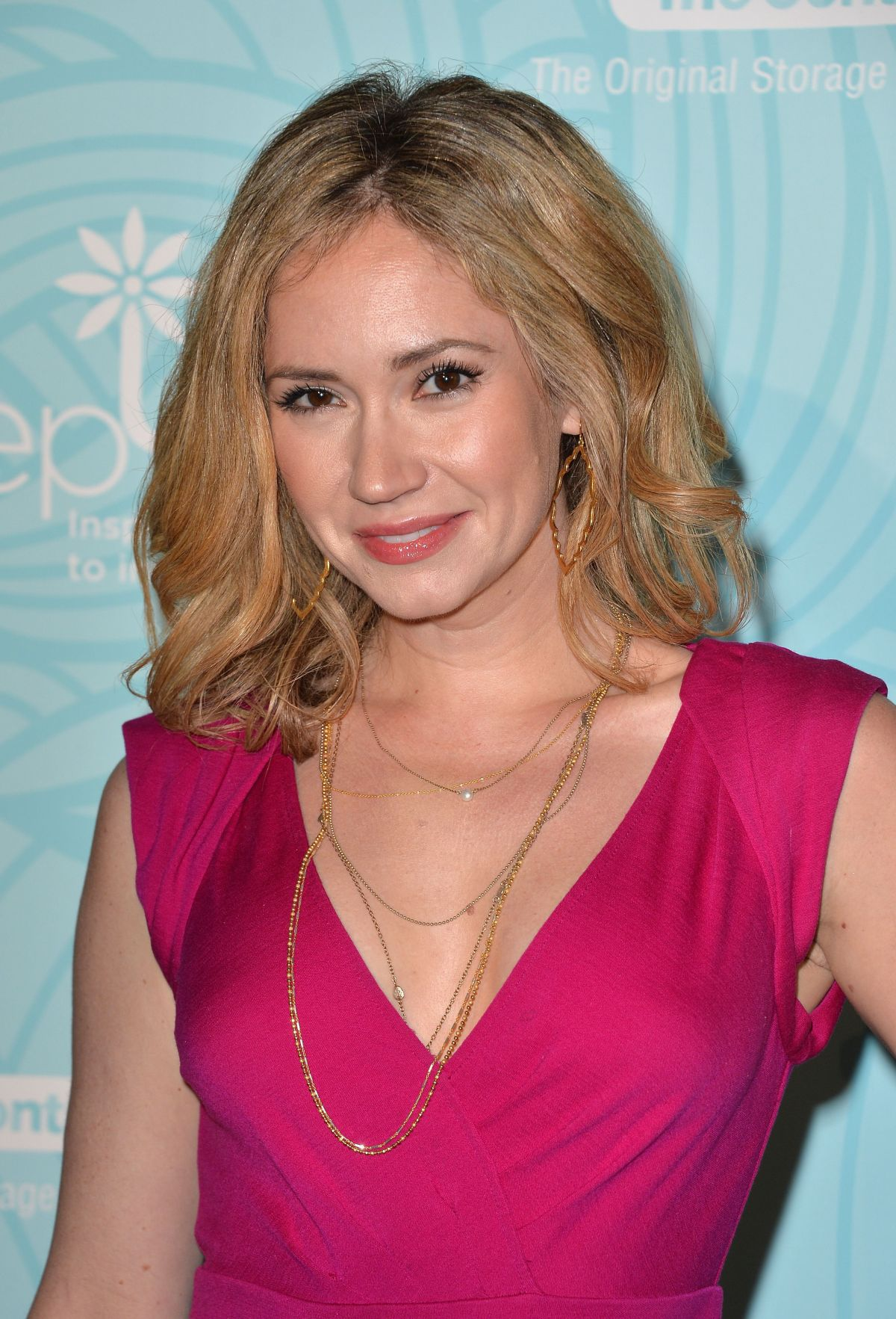 ASHLEY JONES at Step Up Inspiration Awards 2014 in Beverly Hills