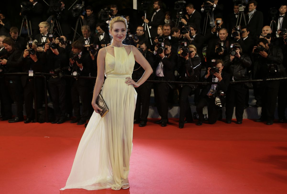 BEATRICE ROSEN at Maps to the Stars Premiere at Cannes Film Festival