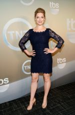 BRIGA HEELAN at TBS/TNT Upfront 2014 in New York