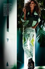CAMERON RUSSEL and MALAIKA FIRTH in Vogue Magazine, April 2014 Issue