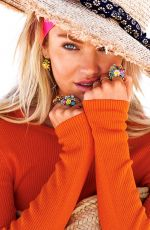 CANDICE SWANEPOEL - Lucky Magazine Photoshoot by Patrick Demarchelier