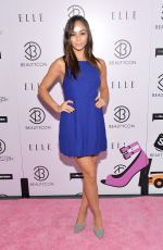 CARA SANTANA at Beautycon Summit 2014 in New York