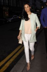 CHANTELLE HOUGHTON at Tracie Giles Launch Party in London