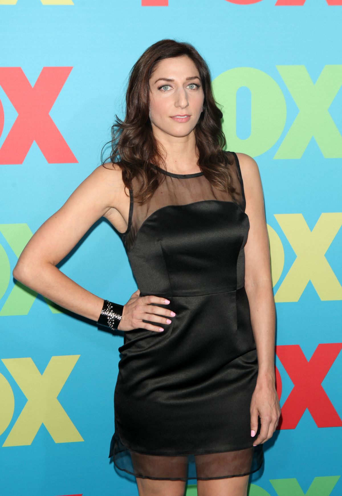 CHELSEA PRETTI at FOX Upfront Presentation in New York