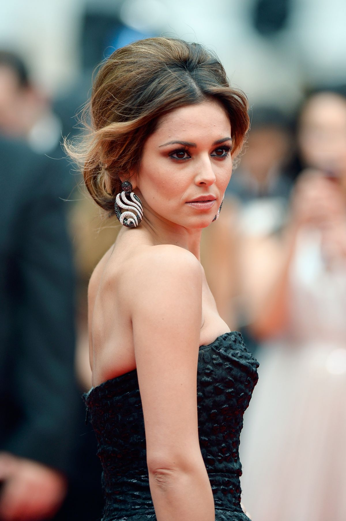 CHERYL COLE at Foxcatcher Premiere at Cannes Film Festival ... Cheryl Cole