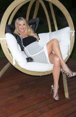 CHRISTIE BRINKLEY at Social Life Magazine Launch Party in New York