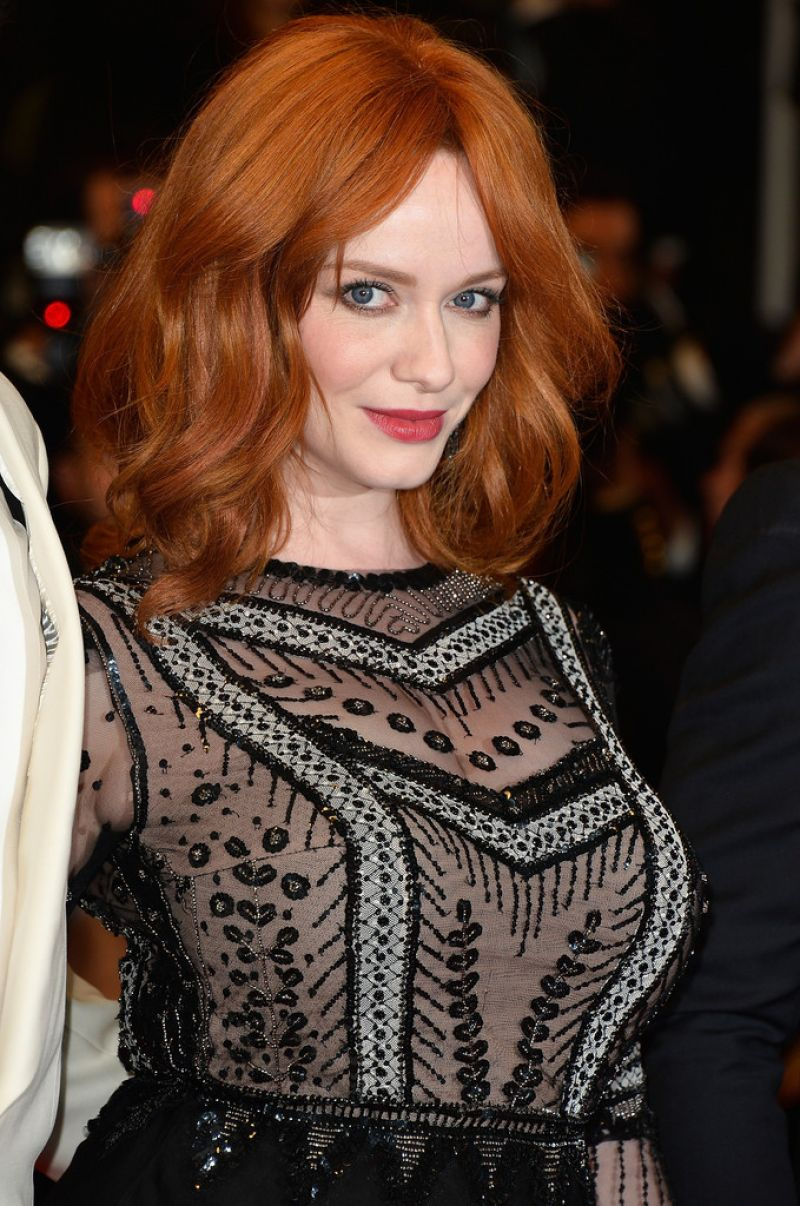Christina Hendricks lost river