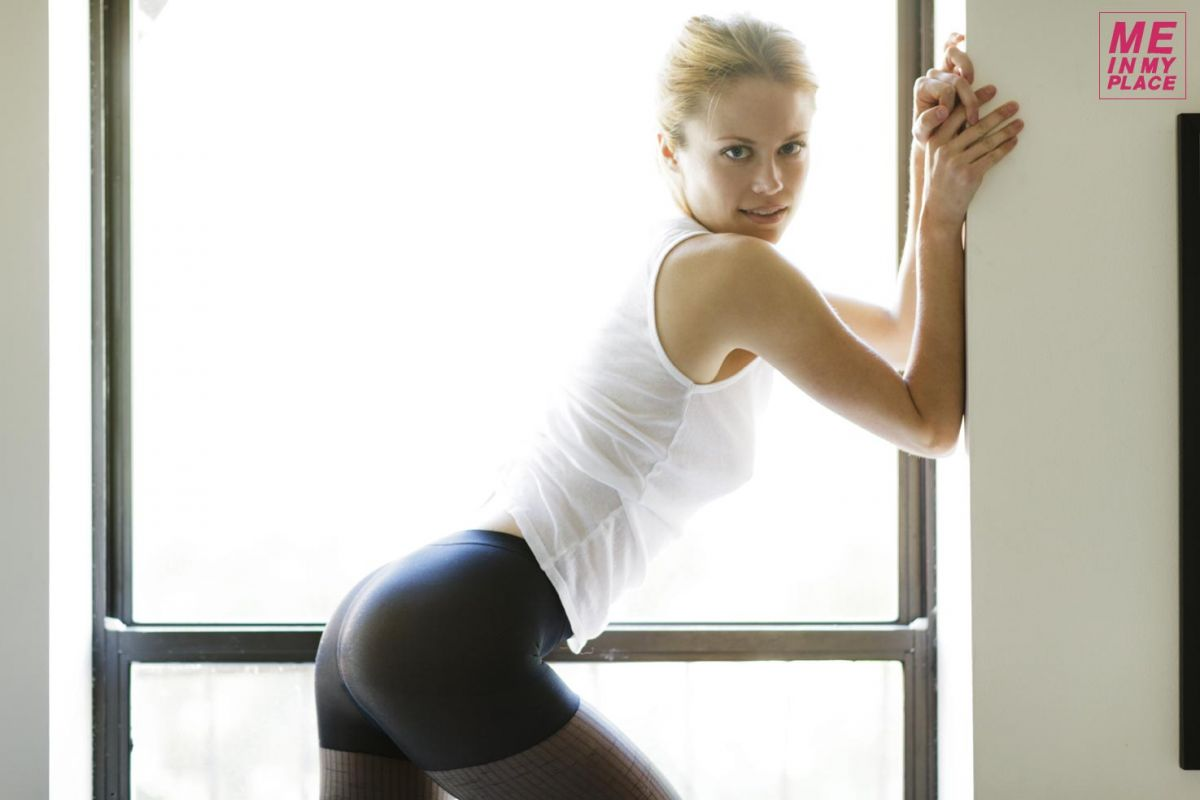 CLAIRE COFFEE - Me in My Place Photoshoot - HawtCelebs