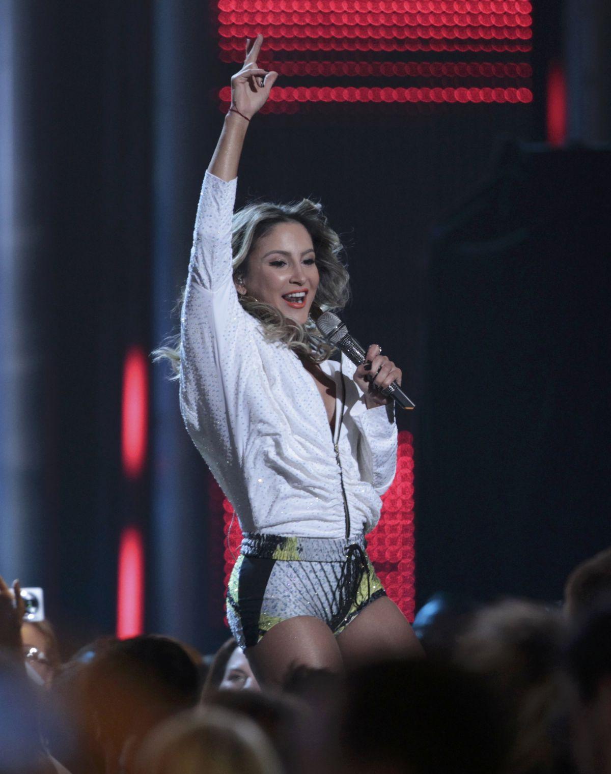 CLAUDIA LEITTE at Billboard Music Awards 2014 in Las Vegas
