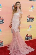 COURTNEY BINGHAM at iHeartRadio Music Awards 2014 in Los Angeles