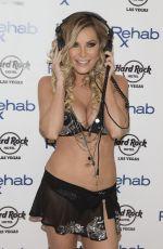 CRYSTAL HEFNER at Rehab Bikini Invitational Round 1 in Las Vegas