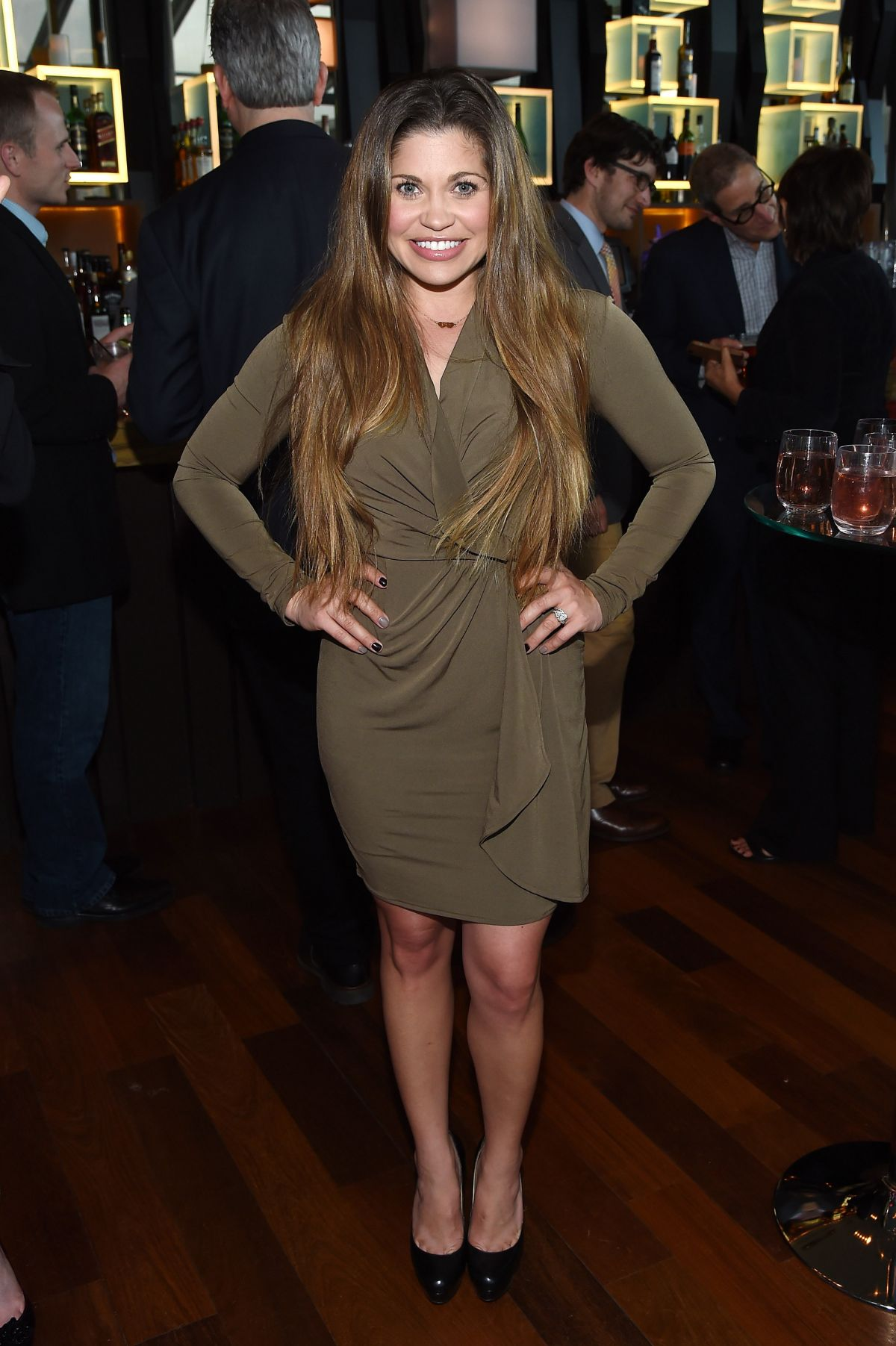 DANIELLE FISHEL at Time Inc.