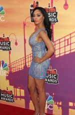 DARNAA at iHeartRadio Music Awards 2014 in Los Angeles