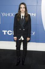 ELLEN PAGE at X-men: Days of Future Past Premiere in New York
