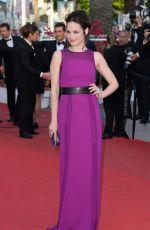 EMILIA SCHULE at How To Train Youtr Dragon 2 Premiere at Cannes Film Festival