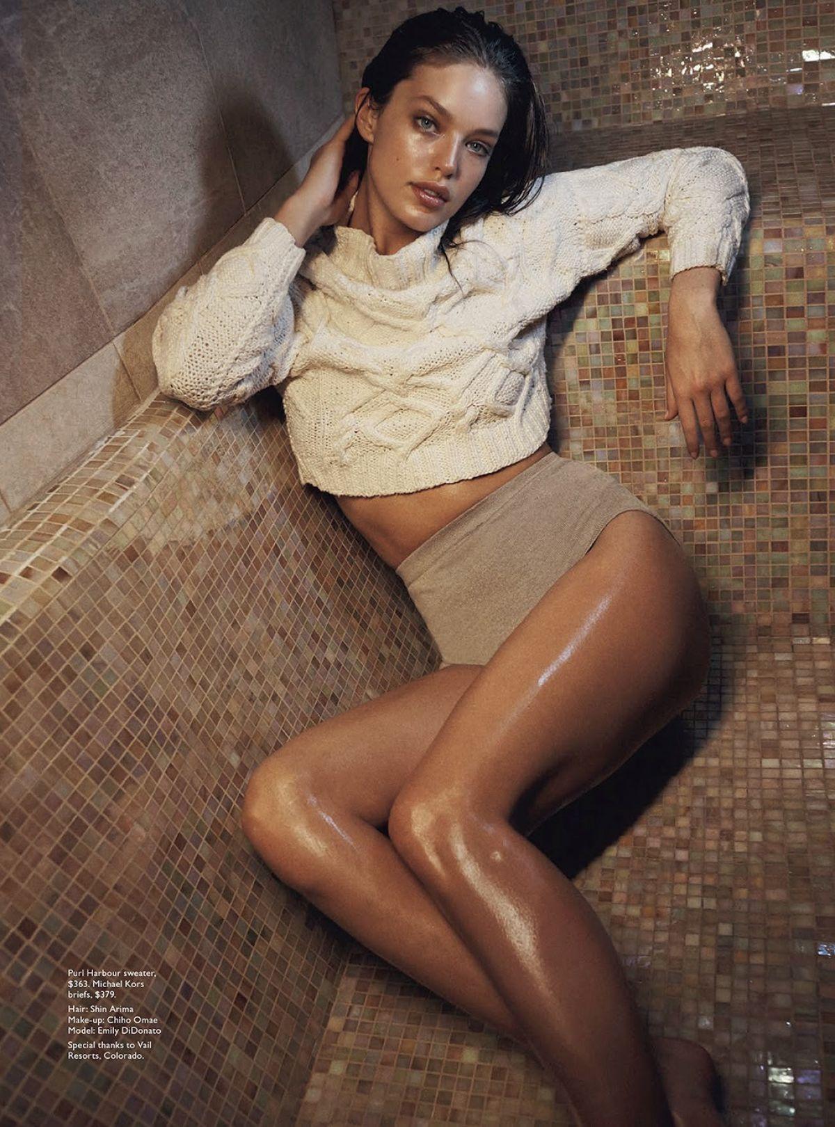 EMILY DIDONATO in Vogue Magazine, June 2014 Issue