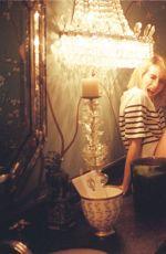 EMMA ROBERTS - Gia Coppola PHotoshoot for papermag.com