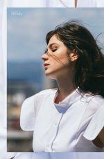 EVE HEWSON in Nylon Magazie, May 2014 Issue