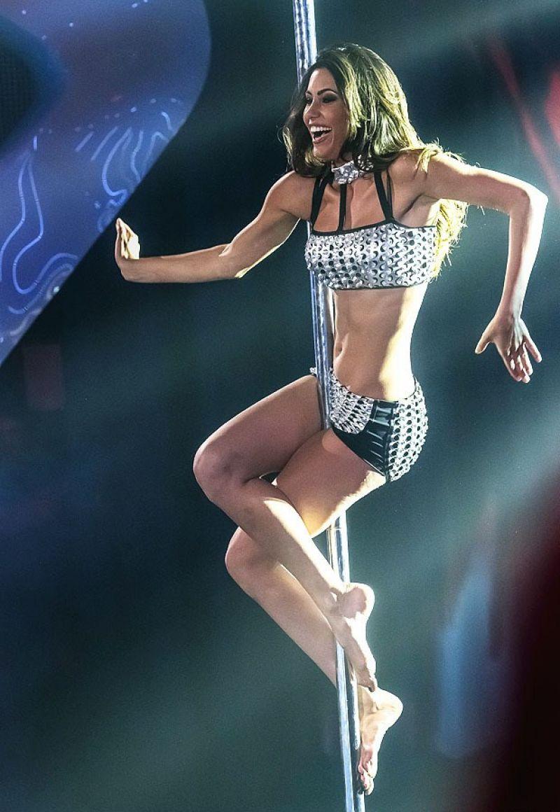 FEDERCA NARGI at Pole Dance Competition