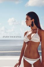 FEDERICA MARGI - Goldenpoint Swimwear 2014 Collection