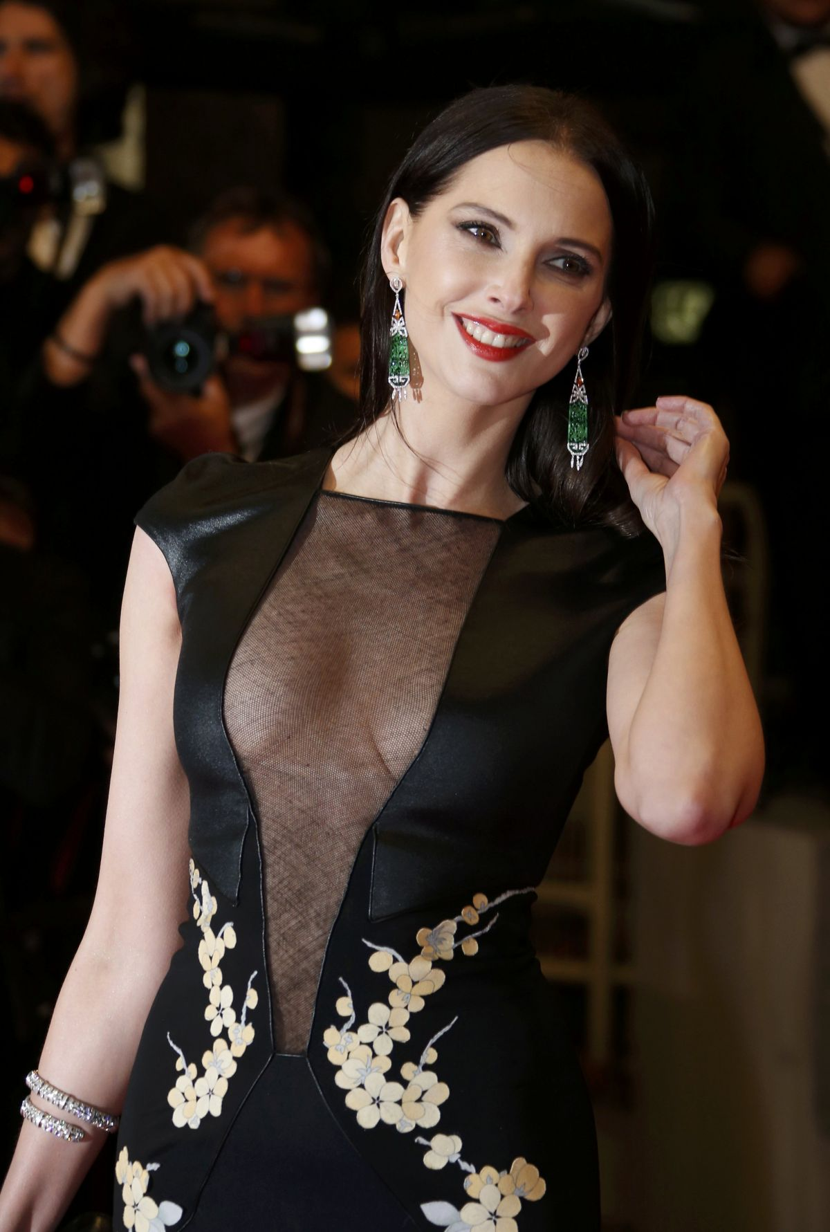 FREDERIQUE BEL at Maps to the Stars Premiere at Cannes Film Festival