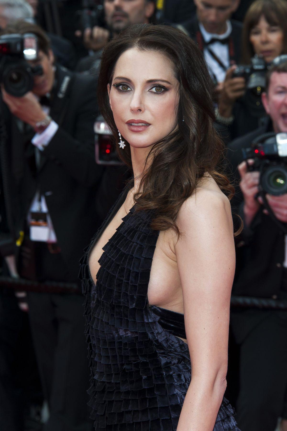 FREDERIQUE BEL at Saint Laurent Premiere at Cannes Film Festival