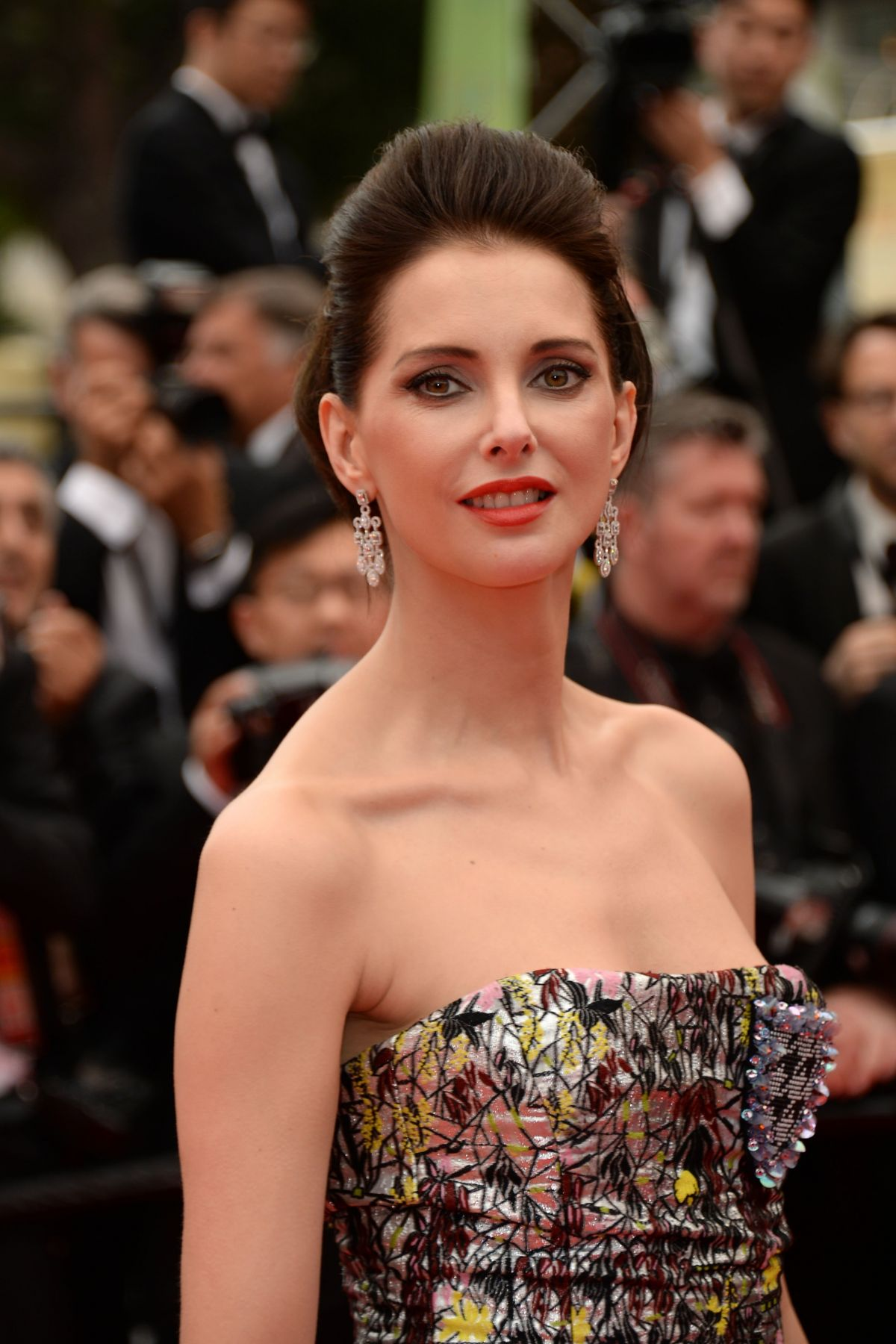 FREDERIQUE BELL at Cannes Film Festival 2014