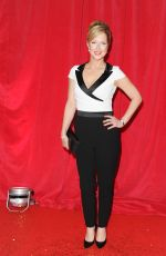 GEMMA BISSIX at British Soap Awards 2014 in London