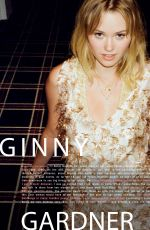 GINNY GARDNER in Nylon Magazie, May 2014 Issue