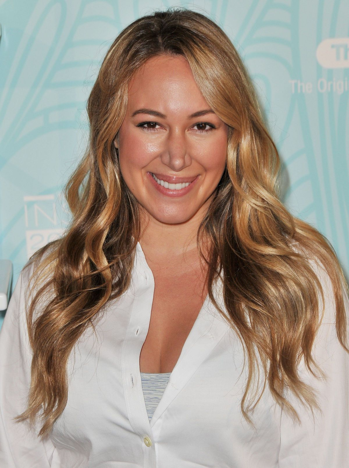HAYLIE DUFF at Step Up Inspiration Awards 2014 in Beverly ...