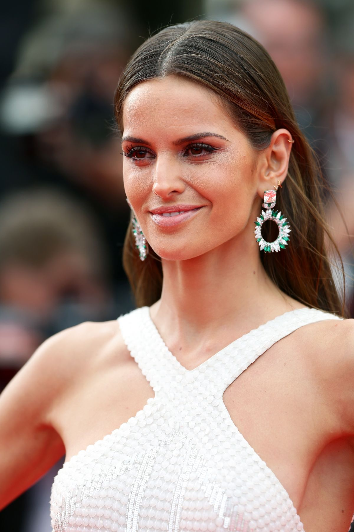 "Izabel Goulart attends ""The Search"" premiere during the 67th Annual Cannes Film Festival on May 21, 2014 in Cannes..."