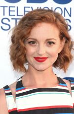JAYMA MAYS at CBS Summer Soiree in West Hollywood
