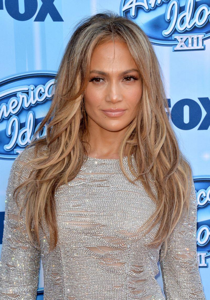 Jennifer Lopez At America Idol 2014 Season Finale In Los
