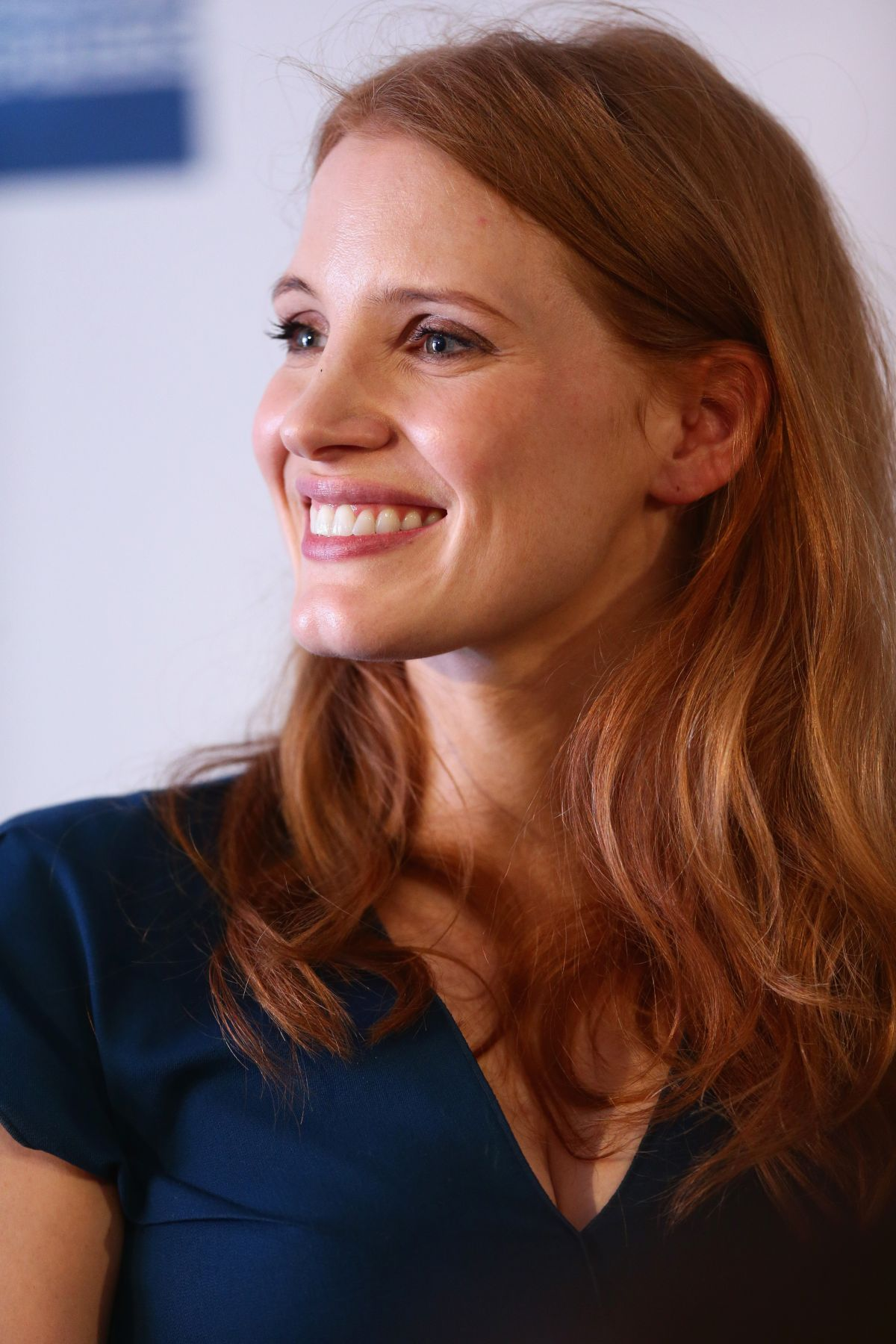 JESSICA CHASTAIN at Th...
