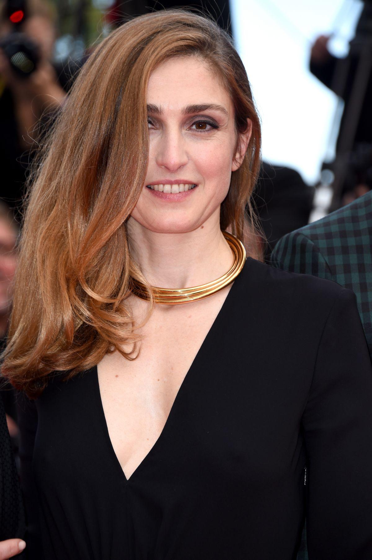 JULIE GAYET at Saint Laurent Premiere at Cannes Film Festival