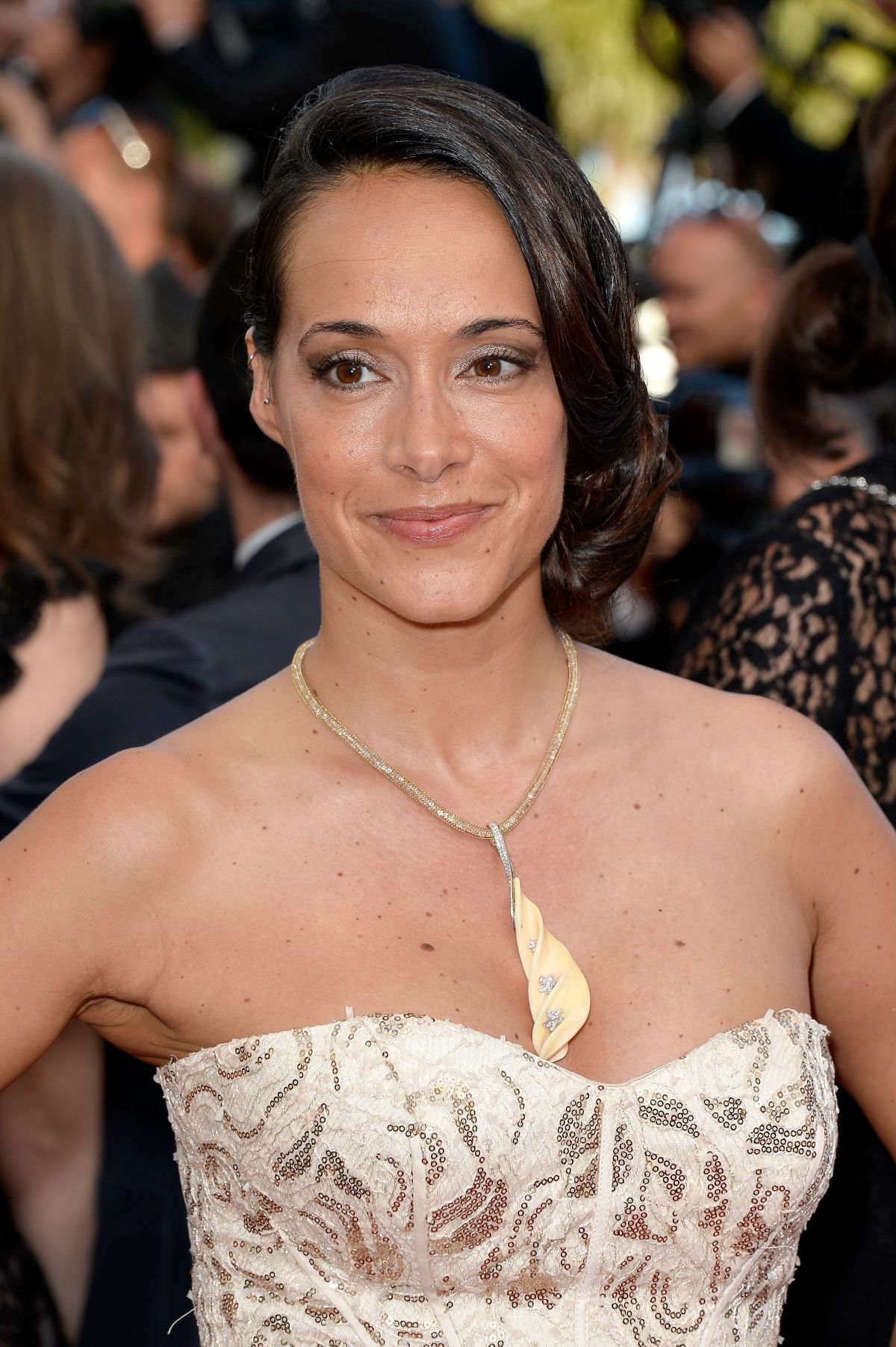 KARINE LIMA at Clouds of Sils Maria Premiere at Cannes Film Festival