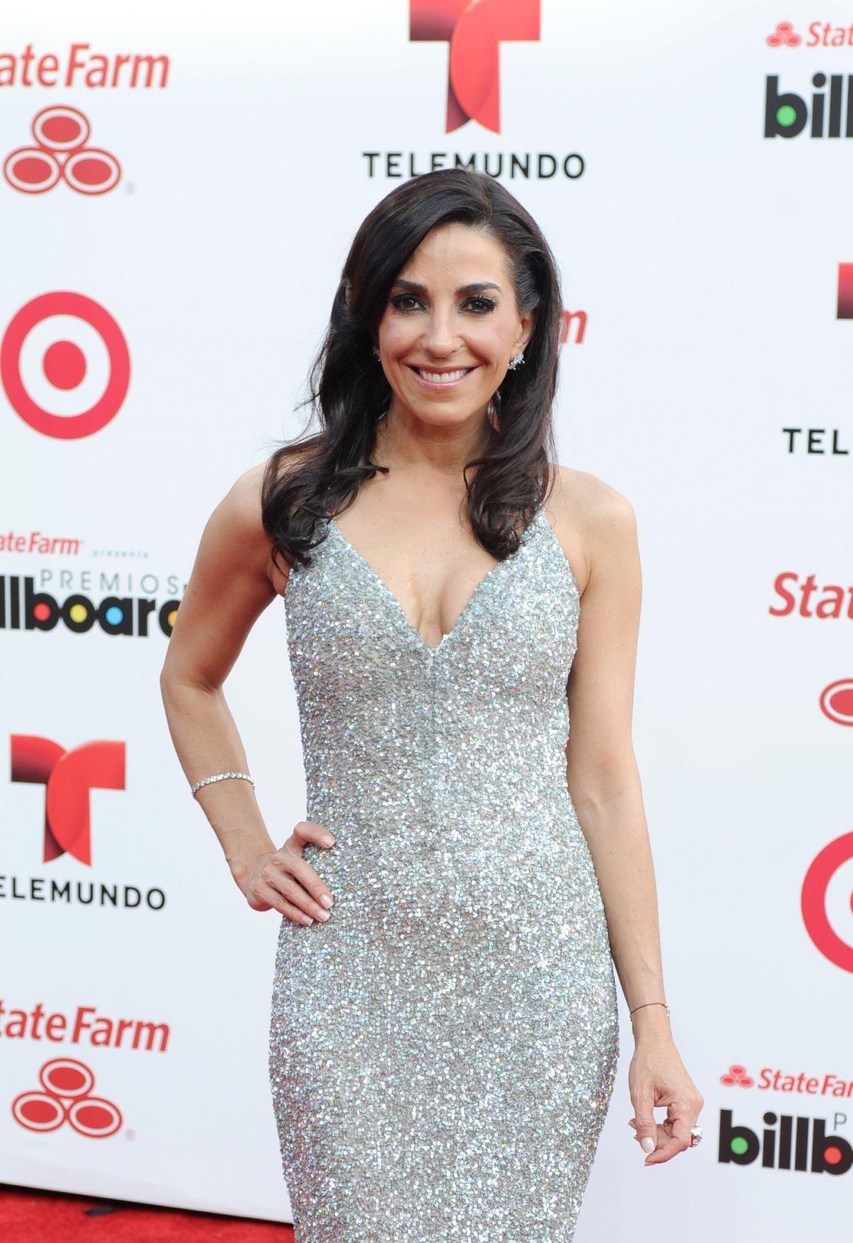 KIKA ROCHA at 2014 Billboard Latin Music Awards in Miami