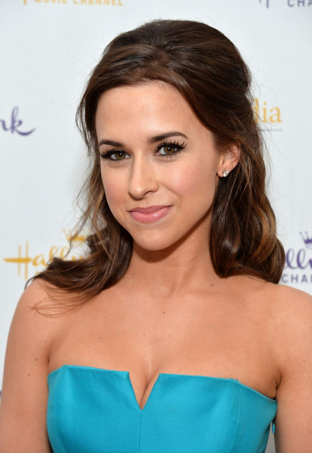 LACEY CHABERT at The Color of Rain Premiere in Beverly ...