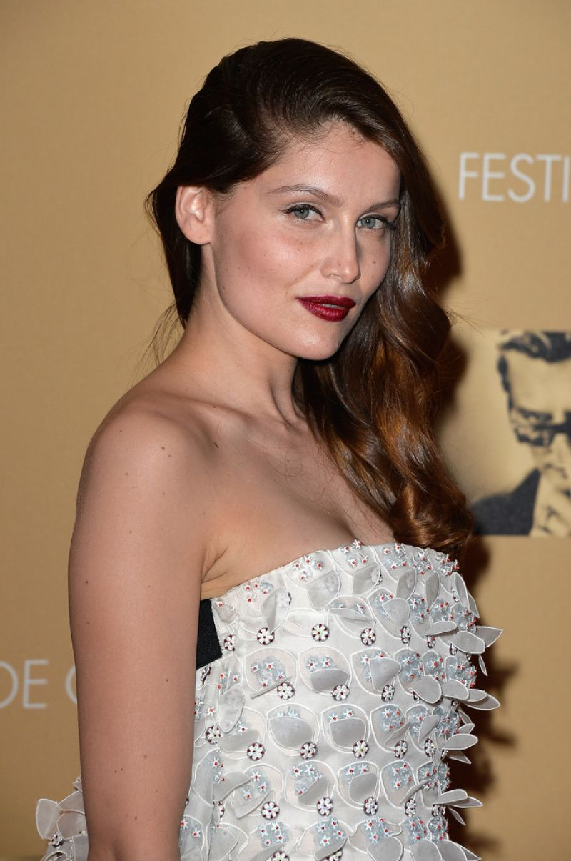 LAETITIA CASTA at Cannes Film Festival 2014