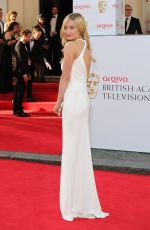 LAURA WHITMORE at British Academy Television Awards in London
