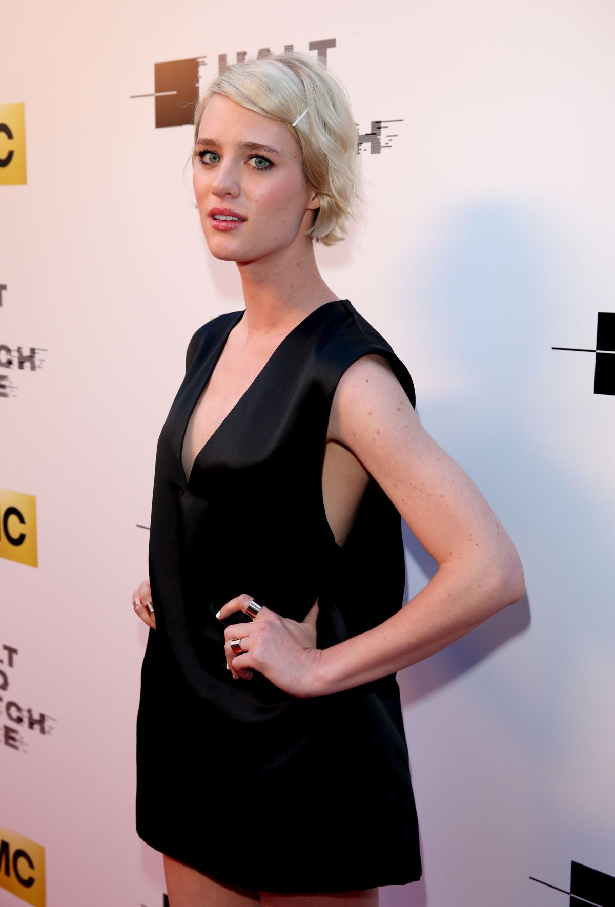 MACKENZIE DAVIS at Halt and Catch Fire Premiere in Hollywood – HawtCelebs