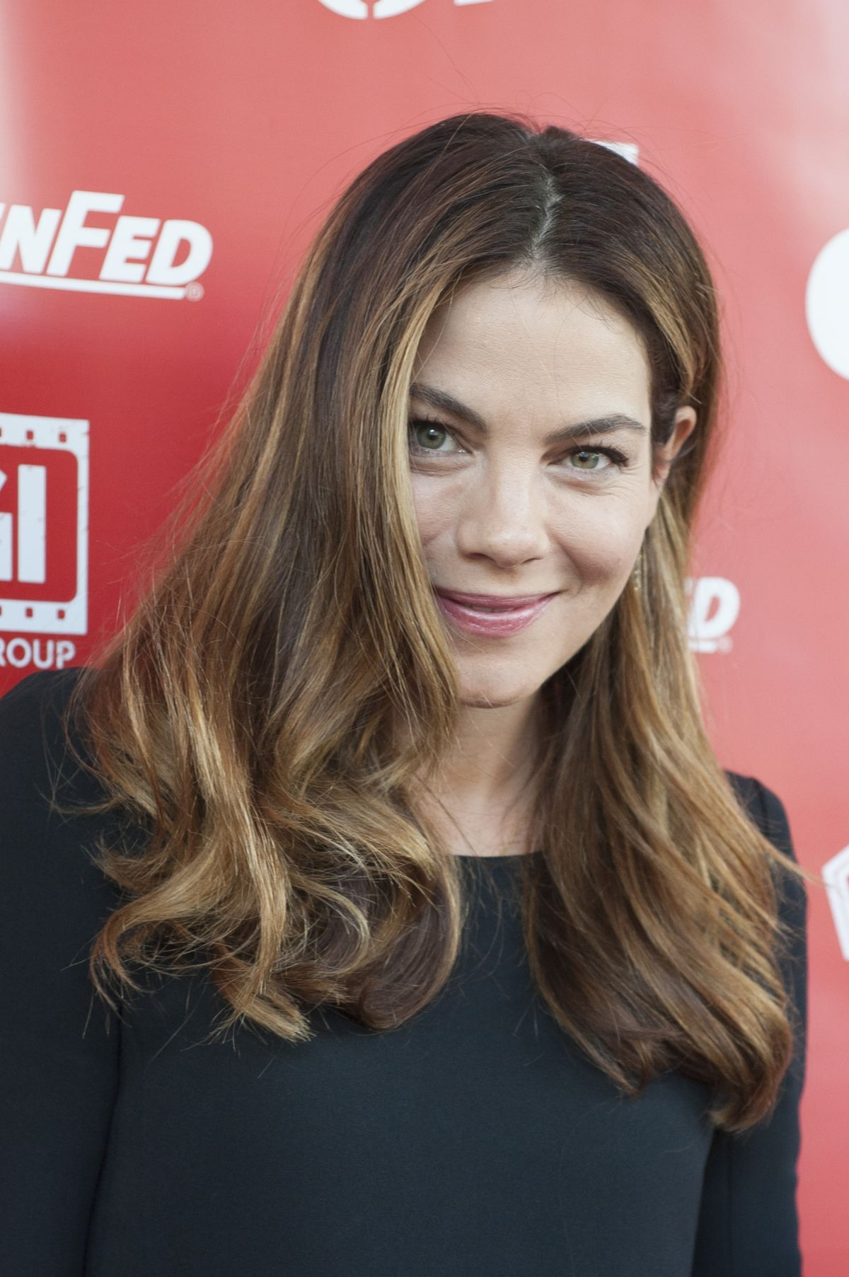 MICHELLE MONAGHAN at Fort Bliss Premiere at GI Film Festival in Alexandria